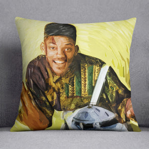 Will Smith Cushion