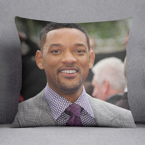 Will Smith In Suit Cushion