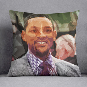 Will Smith Pop Art Cushion