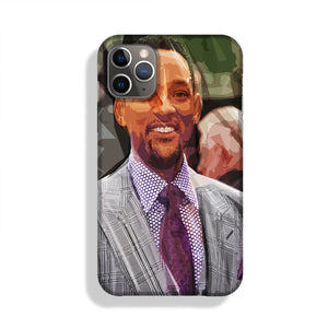 Will Smith Pop Art Phone Case iPhone 11 Pro Max