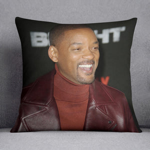 Will Smith in brown Cushion