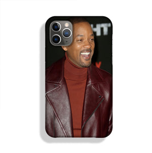 Will Smith in brown Phone Case iPhone 11 Pro Max