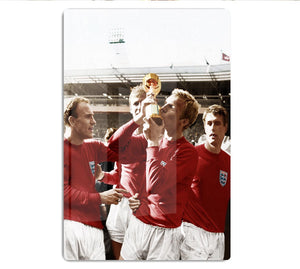 World Cup 1966 HD Metal Print - Canvas Art Rocks - 1