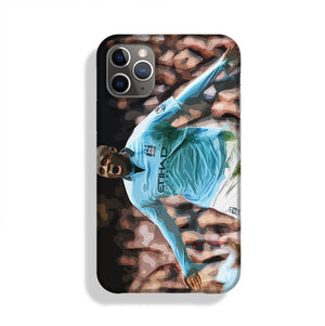 Yaya Toure Celebration Phone Case iPhone 11 Pro Max
