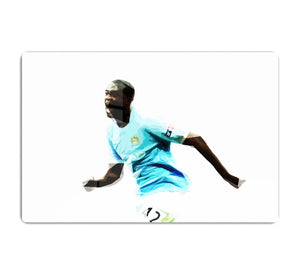 Yaya Toure HD Metal Print