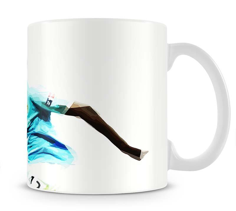Yaya Toure Mug - Canvas Art Rocks - 1