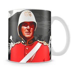 Zulu Soldiers Mug - Canvas Art Rocks