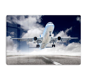 airplane take-off HD Metal Print