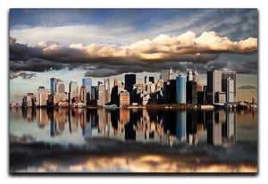 new york city Canvas Print or Poster  - Canvas Art Rocks - 1