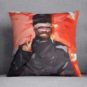 will I am Pop Art Cushion
