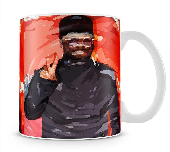 will I am Pop Art Mug