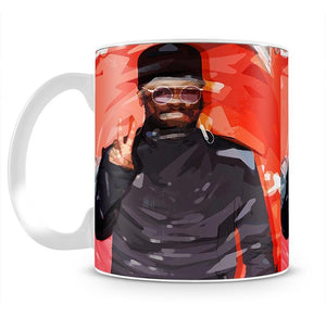 will I am Pop Art Mug - Canvas Art Rocks - 2