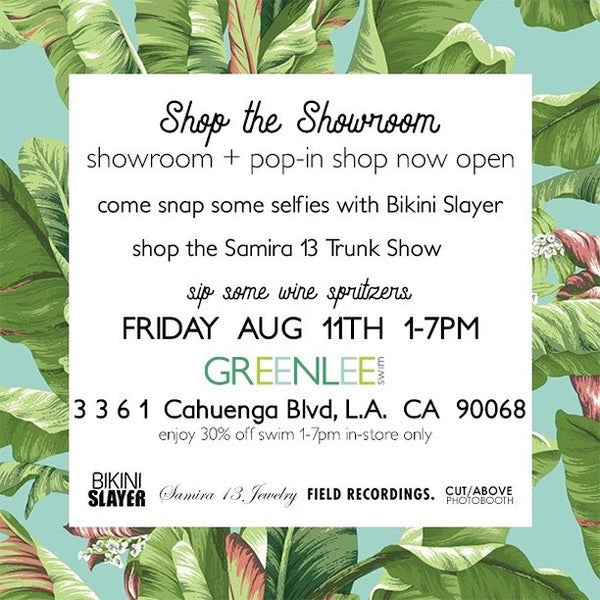 #BikiniSlayer takes Hollywood!  Come Meet Me Next Friday!