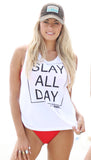 Bikini Slayer Slay All Day Tee