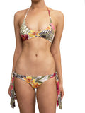 Greenlee Swim Exclusive Bikini Slayer Side Tie Cheeky