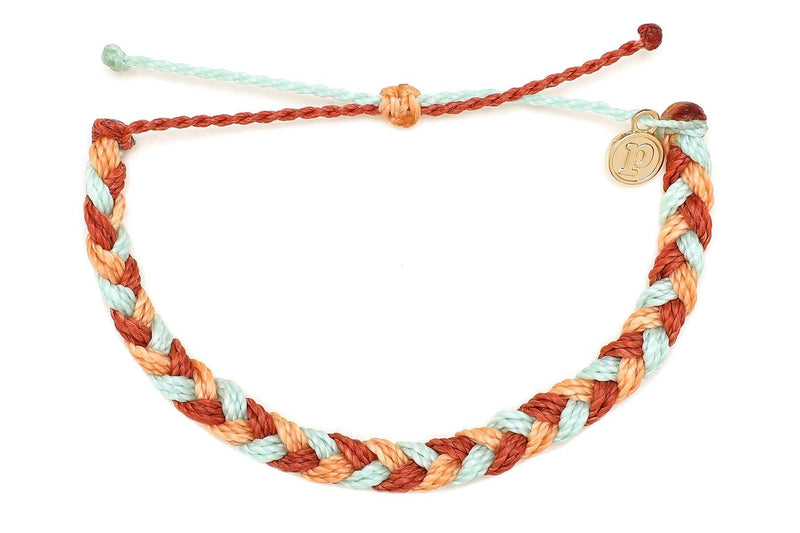 Braided Bracelet in Beach Boardwalk