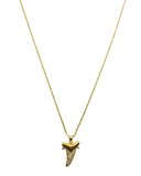Bruce Pendant Necklace in Gold