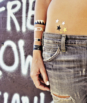Flash Tattoos - Nikki