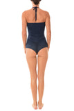Greenlee Swim Retro Cheeky One Piece