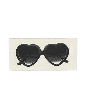 Heart Sunglass Case