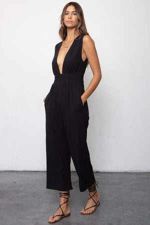 San Ynez Jumpsuit - Black