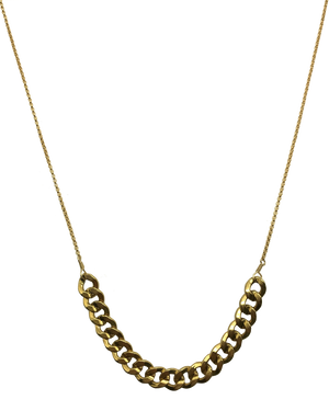 Brooklyn Chain in 14k Gold