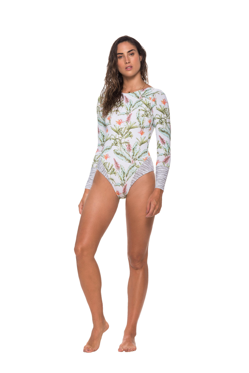 Golden Tropics Nilo One Piece