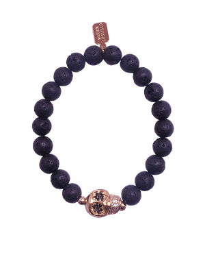 Rilla Bracelet in Rose Gold