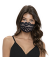 Midnight Lace MasQini Adult Face Mask