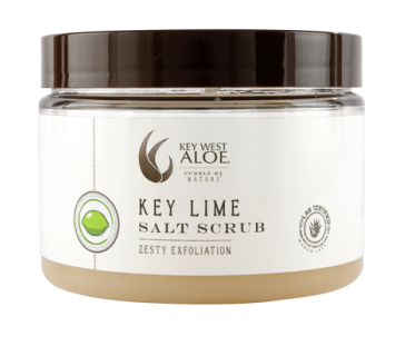 Key Lime Salt Scrub