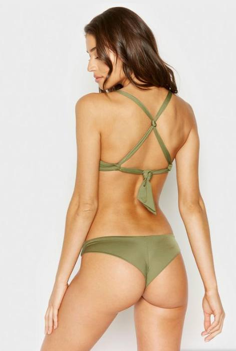 Marina Bottom in Olive