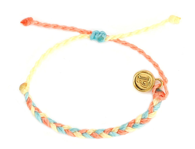 Braided Bracelet in Beach Life