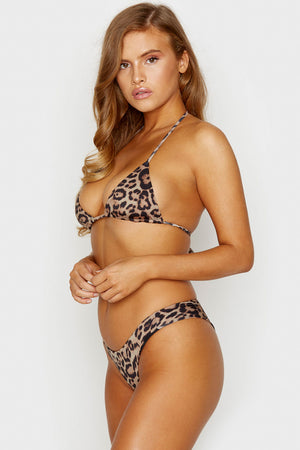 Marina Bottom in Leopard