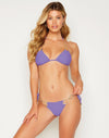 Kinsley Tie Side Bottom - Lilac