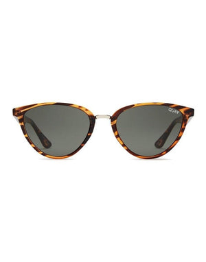 Rumours Sunglasses - Tortoise/Green