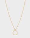Quinn Delicate Necklace - Gold