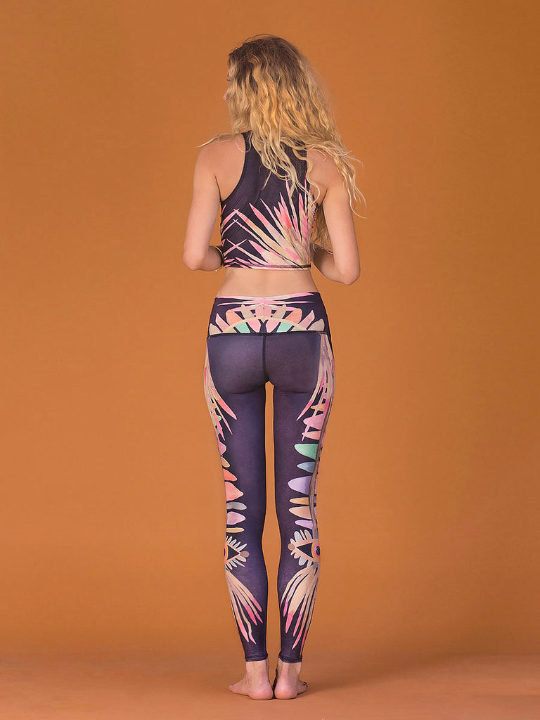 Jungle Eyes Hot Pant