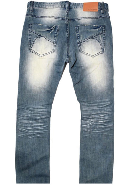 CARDENIS TAINTED WASH JEANS