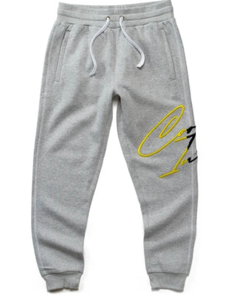 COOKIES FLIP THE SCRIPT GREY SWEATS