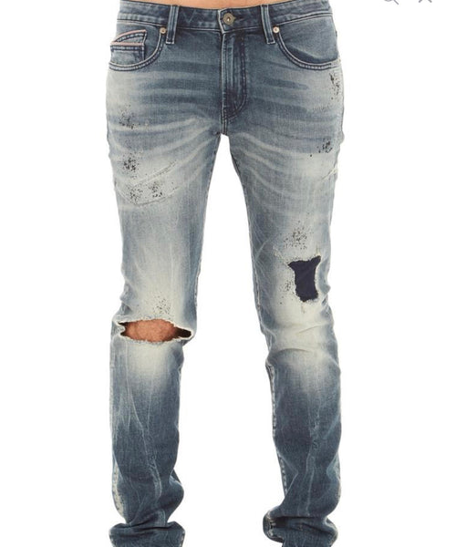 CULT MOSS ROCKER SLIM JEANS