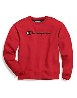 CHAMPIONS POWER BLEND CREW NECK