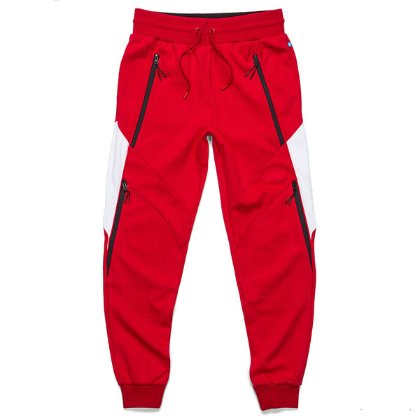 COOKIES PYLON RED NYLON PANTS