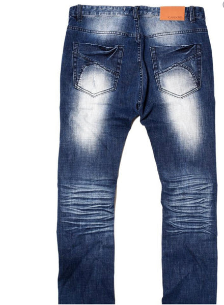 CAERDENIS MEDIUM WASH JEANS