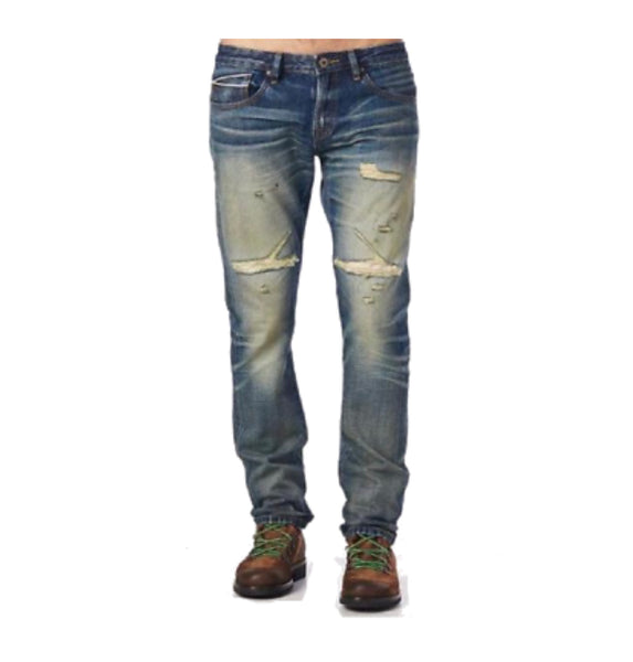 CULT ROCKER SLIM MCCOY JEAN
