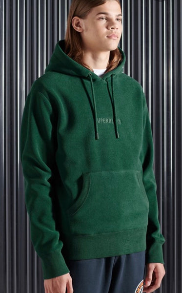 SUPERDRY POLAR FLEECE HOOD