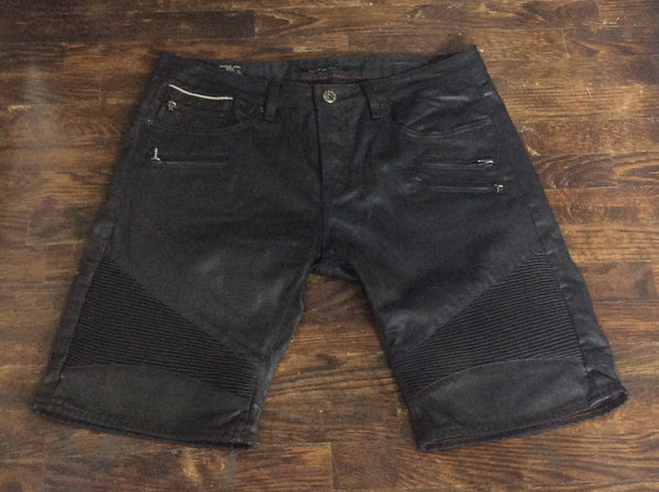 CULT MOTO SHORT COATED