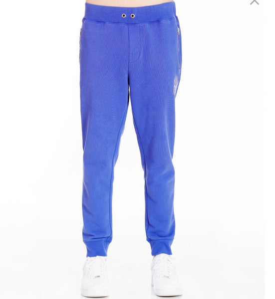 CULT OF INDIVIDUALITY BLUE SWEATPANTS