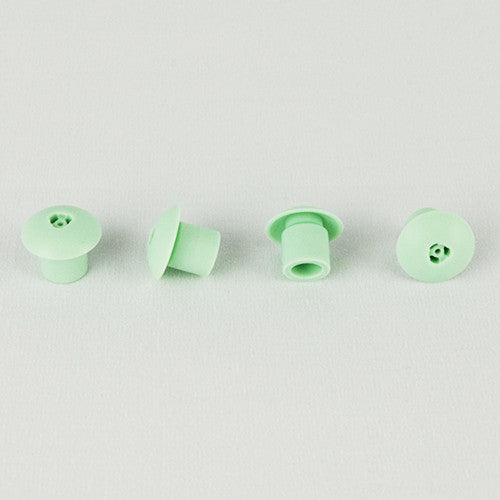 Welch Allyn® Large Green Eartips (4)