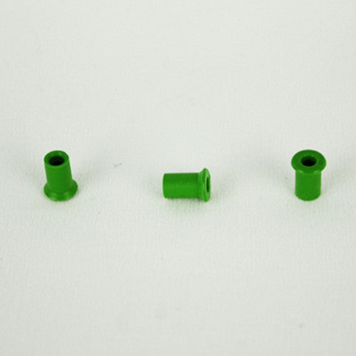 Madsen® 5mm Green Eartips (50)
