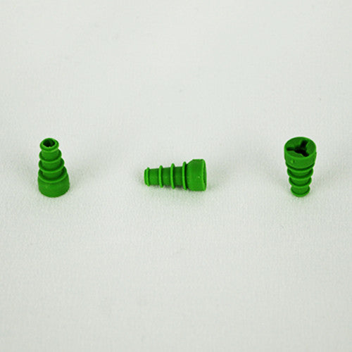 OTOflex 4mm Green Eartips (50)